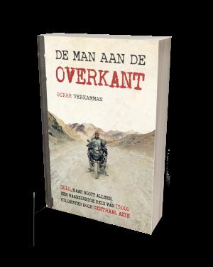 Boek: De Man Aan De Overkant